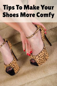 9cd3efc13df 6 Sneaky Tricks to Make Your Shoes Feel More Comfortable
