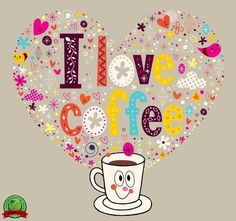 i love coffee :) #coffee #quote