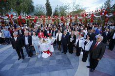 Konak'ta 23 Nisan'a görkemli kutlama - Çınar Haber Ajansı