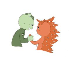 happy tree friends htf anime couple cute   redhead red hair green hair long short hair eyes  male female in love cartoons cartoon manga   wedding dress marry animals animal furry furries - See this image on Photobucket.