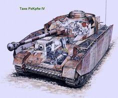 Panzer IV -Sezione