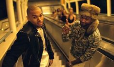 News: Chris Brown and Usher's 'New Flame' Soars To R&B Top 10 | Singersroom