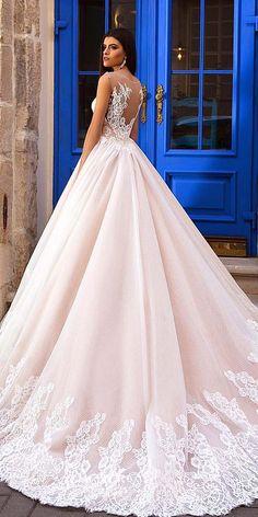 Crystal Design Wedding Dresses 2016 ❤ See more…