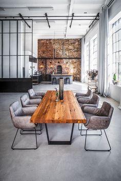 GroBartig Tisch Esszimmer Table Dinningtable Esstisch Massivholztisch Design Interior  Www.holzwerk Hamburg.de