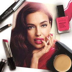 Today's #FOTD is all about being fresh-faced for Spring with neutral eyes and a pretty pink lip. #AvonMakeup