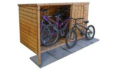 image for Wooden Bike Store