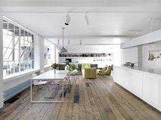 Bermondsey Warehouse Loft Apartment / FORM Design Architecture