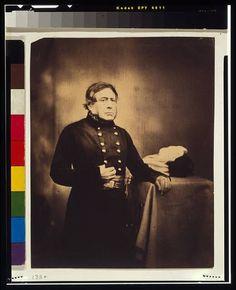 Lieutenant General Sir Henry John William Bentinck,1855,Crimean War,Roger Fenton