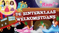Welkomstdans voor Sinterklaas