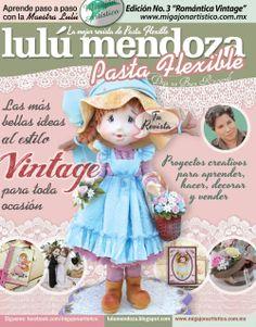 Pasta Flexible Lulu Mendoza: Revista de pasta flexible No. 3 por la Mtra. Lulú ...