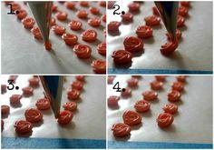 Easy Swirl Roses