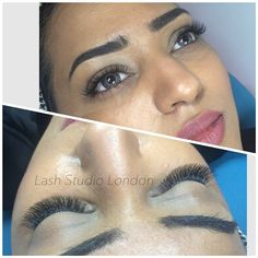 Russian Volume Lashes, an eyelash extension   JetsetBabe