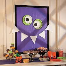 Image result for monster door decorations