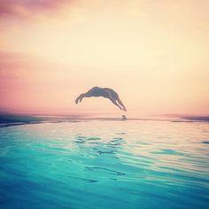 Diving into forever. #ontourinafrica Instagram @wearehandsome