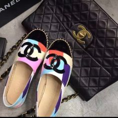 Chanel espadrilles Brand new with dust bag. These are the resort cruise 2016. Completely sold out CHANEL Shoes Espadrilles