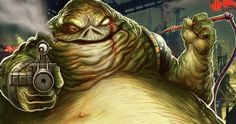 'Star Wars 7' to Include Jabba the Hutt's Crime Family? -- A number of Hutts have reportedly been built on set for use in both 'The Force Awakens' and the 'Star Wars' spinoff. -- http://www.movieweb.com/star-wars-7-force-awakens-jabba-hutt