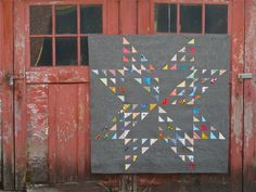 SEW KATIE DID/Seattle Lone Star Quilt/Krista Withers Quilted