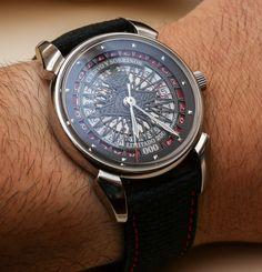 Cuervo Y Sobrinos Historiador Racing Watch Hands-On
