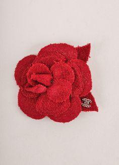 Signature Chanel Camellia design – Luxury Garage Sale