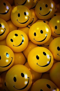 Smily face bouncy balls!!!! Epic!!!!! I ❤❤ this!!!