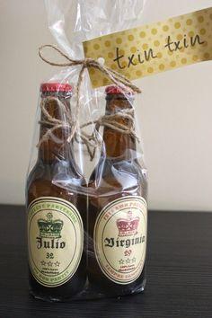 Cervezas personalizadas