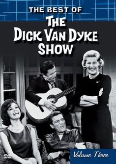 Sixties | The Dick Van Dyke Show, with Mary Tyler Moore, Morey Amsterdam and Rose Marie, 1961-66