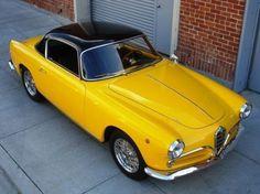 1956 Alfa Romeo 1900 Coupe Touring