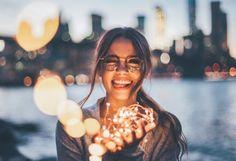 Luzes e cores na fotografia artística e romântica de Brandon Woelfel