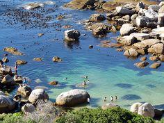 Oudekraal Bay, Table Mountain National Park, Cape Town, SA