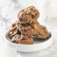 Chewy Brownie Cookies Recipe
