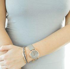 Original Design Sterling Silver Hair Tie Bracelet - $64.99. https://www.bellechic.com/deals/9a6474d76c68/original-design-sterling-silver-hair-tie-bracelet