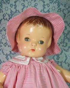 Wonderful Patsy Ann Doll by Effanbee w/ Original Clothes
