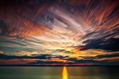 Colourful Cloud Collision by Matt Molloy on 500px