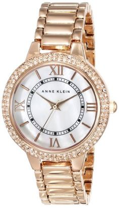 Anne Klein AK/1498MPRG – Orologio da polso | Your #1 Source for Watches and Accessories