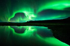 Weather pictures of the year 2011: lightning, auroras, snow and ice - Telegraph