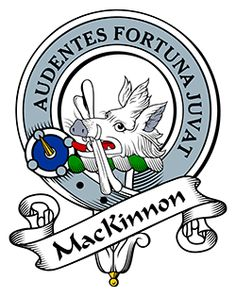 MacKinnon Family Crest apparel, MacKinnon Coat of Arms gifts