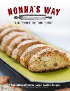 Cookbook Corner: Nonna's Way Italian Cookies Cookbook Review   Food Bloggers of Canada