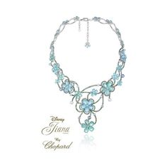 b05dda8b964 Disney Princess Collection By Chopard Lands At Harrods Which Princess... ❤  liked on