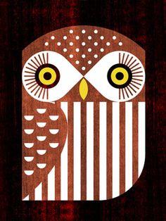 scott partridge - art o mat - ferruginous pygmy owl