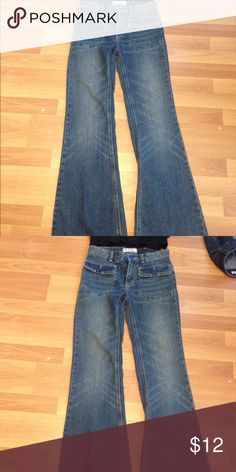 Free people jeans Free people jean. Perfect condition Free People Jeans