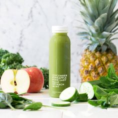 You asked, we delivered! As usual, we've brought you the freshest of the fresh - but this time we're talkin' about fresh cold pressed juice (CPJ). It's a no-bra