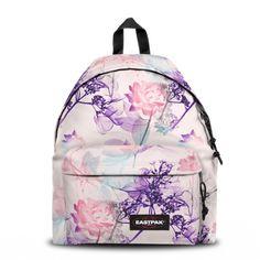 Eastpak Padded Pak Backpacks & # r® Pink Ray - Womens Bags Girly Backpacks, Luggage Shop, Kate Spade Wallet, Hiking Gear, Cute Bags, Mini Backpack, School Bags, Purses And Handbags, Tumblr Boys