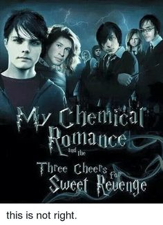 Image result for my chemical romance memes<<< don't know how ya got bob in a wig lmao