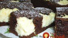 """Čokoládové Salko rezy """"Guličkový koláčik"""" Nutella, Food And Drink, Baking, Recipes, Basket, Sweets, Bakken, Recipies, Bread"""