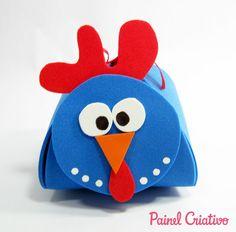 modelo lembrancinha galinha pintadinha eva festa aniversario crianca (1)
