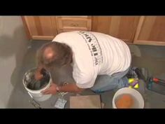Learn How to tile a Kitchen from start to finish (1 of 3). #DIY