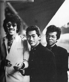 Phil Lynott in Tokyo, 1978.