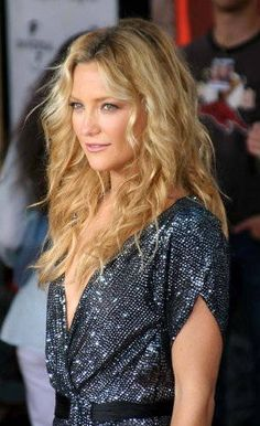 Kate Hudson; I think she is one of the more gorgeous women alive