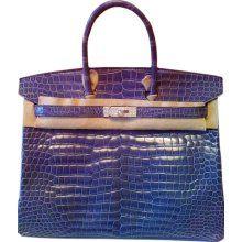 Hermes Birkin Blue Sahphire Diamond Handbag... only $280,000.00