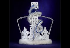 Boucheron crown celebrating the Queen's Diamond Jubilee at Harrods